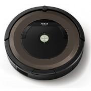 Irobot Roomba 896 aspirapolvere robot Nero, Marrone 0,6 L