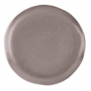 Olympia Chia borden grijs 20,5cm - 6