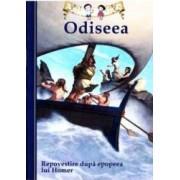 Odiseea - revopestire dupa epopeea lui Homer