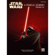 Alfred Music Star Wars A Musical Journey Episodes I-VI - Piano Solo