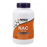 NAC 600mg - 250 vcaps