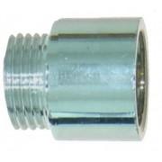 Prelungitor cromat 1/2 x 25 mm
