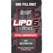 Lipo 6 Black Ultra Concentrate 60caps