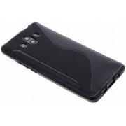Zwart S-line TPU hoesje voor de Huawei Mate 10 Pro