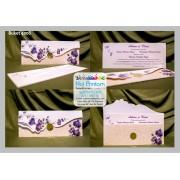 Invitatie de nunta 4006