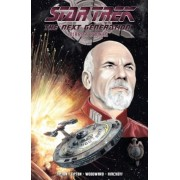 Star Trek: The Next Generation - Mirror Broken, Paperback