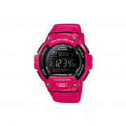 Reloj CASIO W-S220C-4BVCF Tough Solar Collection Digital World Time-Rosa