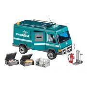 Playmobil Add-On Series - Money Transport Vehicle