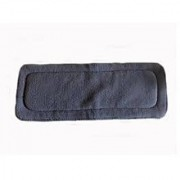 Tinytots Charcoal Bamboo Inserts (5 layered) For Cloth Diapers
