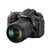 NIKON D7200 + 18-105 mm f/3.5-5.6G ED VR