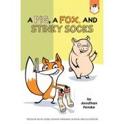 A Pig, a Fox, and Stinky Socks, Paperback/Jonathan Fenske