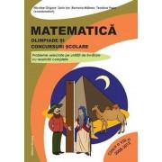 Matematica. Olimpiade si concursuri scolare, clasa a VIII-a (2008-2012)