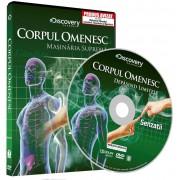 Discovery - Corpul omenesc-Masinaria suprema: Senzatii (DVD)