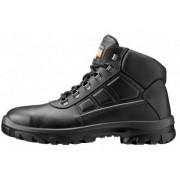 EMMA BJORN Veiligheidsschoenen Hoge Werkschoenen S3 - Zwart - Size: 44