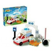 Set Constructie Unico Plus Ambulanta