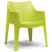 SCAB Design Set 4 Stoelen Coccolona - Pistache Groen