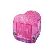 Toca Barraca Infantil Barbie com Sacola 80437 Fun