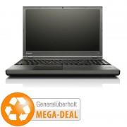 IBM Thinkpad T540P, 39.6cm HD, Core i5, 8GB, 180GB SSD (generalüberholt)