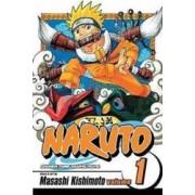 Naruto vol 1 - Masashi Kishimoto