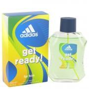 Adidas Get Ready Eau De Toilette Spray 3.4 oz / 100.55 mL Men's Fragrance 516989
