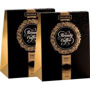 Bioaktív kollagén peptidet tartalmazó 100% arabica instant kávé - MAKKA Beauty Coffee - 2 db-os csomag