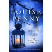 Louise Penny Set: The First Three Chief Inspector Gamache Novels, Paperback