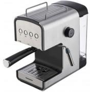 Espresor Heinner HEM-B2012SA, optiuni preparare: espreso si spuma de lapte, capacitate rezervor apa detasabil: 1.2L, pompa de presiune: 20 bar, optiuni presetate pentru cafea lunga si cafea scurta, filtru dublu din inox, tavita de scurgere detasabila, pli