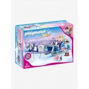 Playmobil 9474 Trenó com o Casal Real, da Playmobil azul medio liso