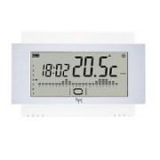 > Cronotermostato da parete bianco touch TH/500 WH WL