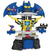Batcueva Transformable Imaginext - Mattel
