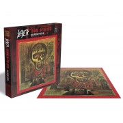 Jigsaw puzzle SLAYER - SEASONS IN THE ABYSS - (500 puzzle komada)- PLASTIC HEAD - RSAW006PZ