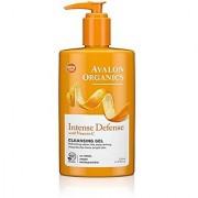 Avalon Organics Intense Defense Cleansing Gel 8.5 Fluid Ounce