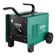 Aparat de sudura transformator Verk VAW-200A, 80-200A, 10.7KvA, MMA, electrozi 2.5mm-4mm, rutilici bazici supertit