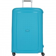Samsonite S'Cure Spinner Koffer 4 wielen 75 cm petrol blue capri
