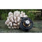 LEO Rueda De La Pesca Left Right Interchangeable Fly Fish Reel Former Fishing Wheel