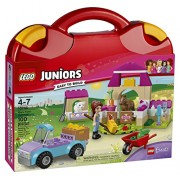 LEGO Juniors Mia's Farm Suitcase 10746 Toy for 4-7-Year-Olds