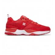 Zapatillas Casual Dc E.tribeka M Shoe Pew 44.5 Rojo