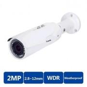 Kamera Vivotek IB8367A 1920x1080 Full HD až 30sns, obj. 2.8-12mm 101-36°, PoE, IR-Cut, Smart IR, SNV, defog, MicroS