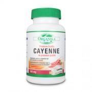 CAYENNE (Premium Quality) 100 mg - 90 caps.