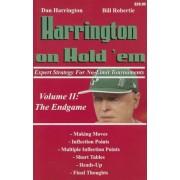 Harrington on Hold 'em: Expert Strategy for No-Limit Tournaments; Volume II: The Endgame, Paperback