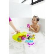 BOON - FROG POD - broasca pentru depozitarea si scurgerea jucariilor de baie