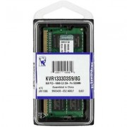 Kingston Moduł pamięci 8GB 1333MHz DDR3 Non-ECC CL9 SODIMM