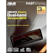 ASUS N53 DUAL BAND. WIRELESS N600