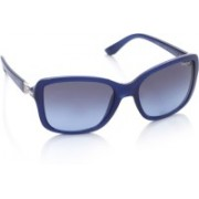 Vogue Over-sized Sunglasses(Blue)