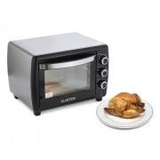 Klarstein Omnichef 30 2G, fekete, mini sütő, nyárs, 1500 W, 30 l (HEA8-OMNICH30B-2G)