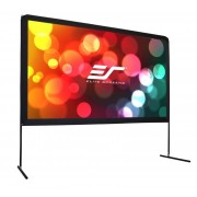 "SCREEN, Elite Screens Yard Master Outdoor OMS100H, 100"" (16:9), 221.5 x 124.5cm, Black (OMS100H)"