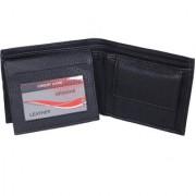 PE Designer PU Leather Gents Wallet new Men's Wallet Gent's money purse LW125BL