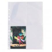 Folie de protectie pentru fotografii, A4, 80mn, 10 buc/set