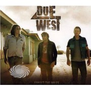 Video Delta Due West - Forget The Miles - CD