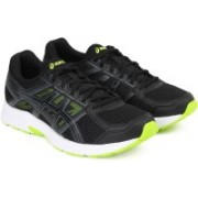 Asics GEL-CONTEND 4 Running Shoes For Men(Black)